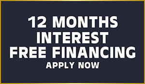 12 months interest free financing available!  Apply now!
