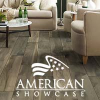 Save on American Showcase tile this month at Abbey Carpet & Floor!