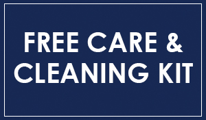 Free care and cleaning kit with your hardwood and installation purchase